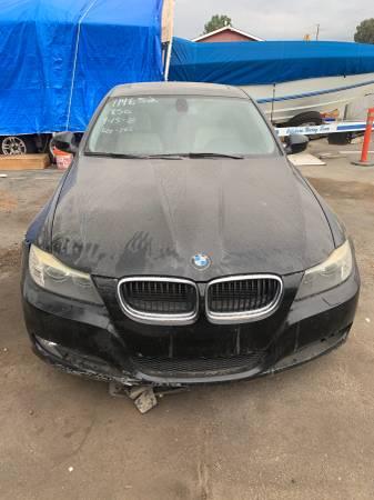 We buy Junk BMWs